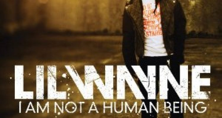 """I Am Not A Human Being"" Cover"
