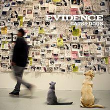 "Evidence veröffentlicht ""Cats & Dogs"" - 16BARS.DE"