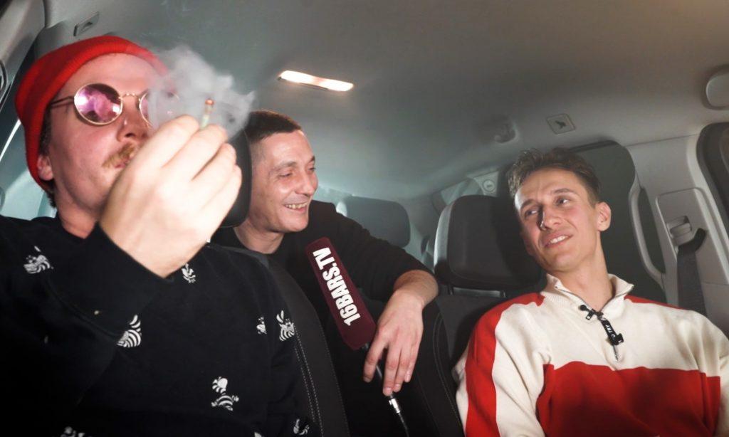 Hotbox mit Vincent Pfäfflin & Marvin Game (und $ick) | 16BARS.DE