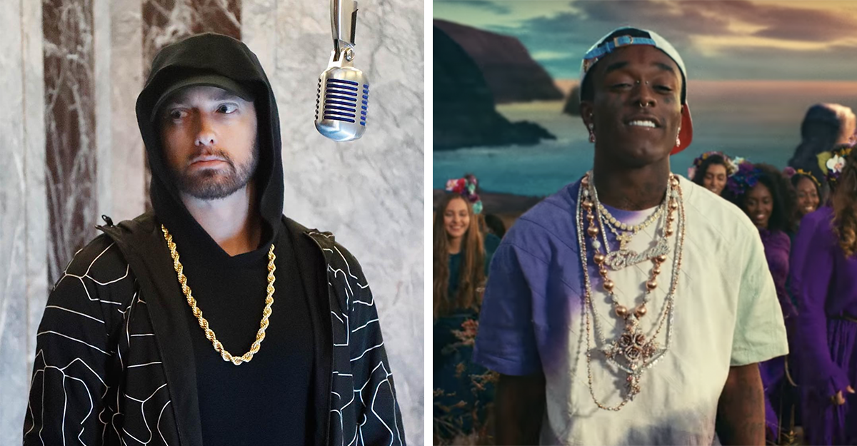 "Lil Uzi Vert bricht mit ""Eternal Atake"" Eminem Rekord | 16BARS"