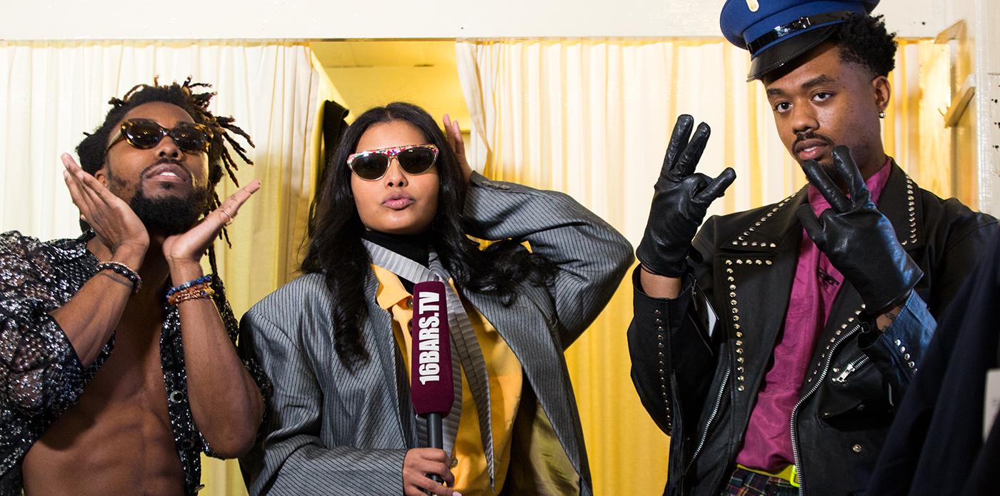 Earthgang: Strip Clubs, J. Cole & Michael Jackson   16BARS.DE