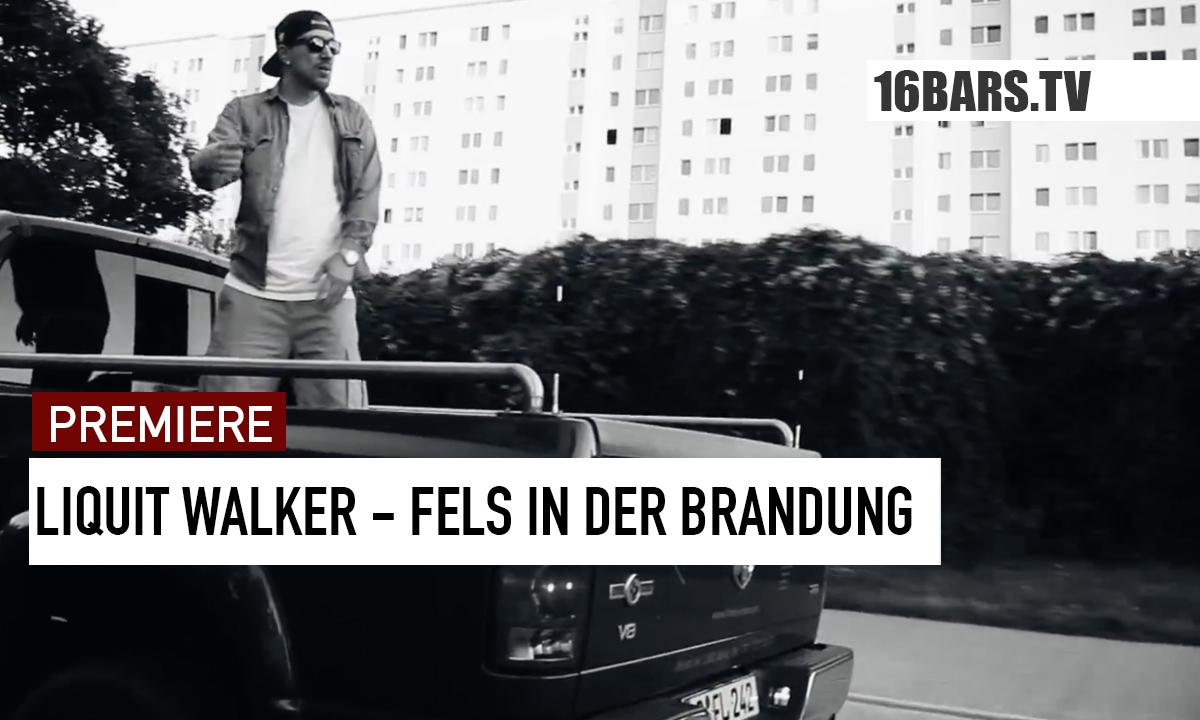 Fels in der Brandung (16BARS.TV PREMIERE) - 16BARS.DE