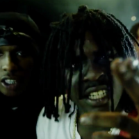 ASAP Rocky & Chief Keef