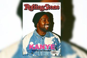Kanye West - Rolling Stone