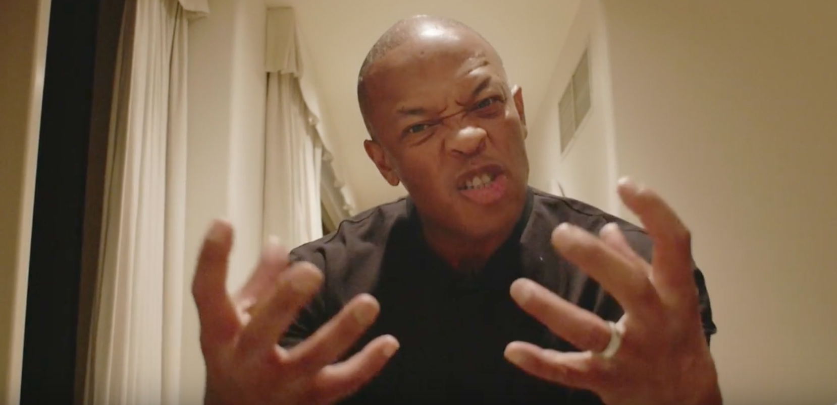 Dr. Dre - 12 Steps to recovery | 16BARS.DE
