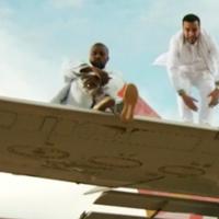 Kanye West & French Montana