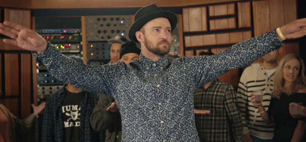 Justin Timberlake - Filthy | 16BARS.DE