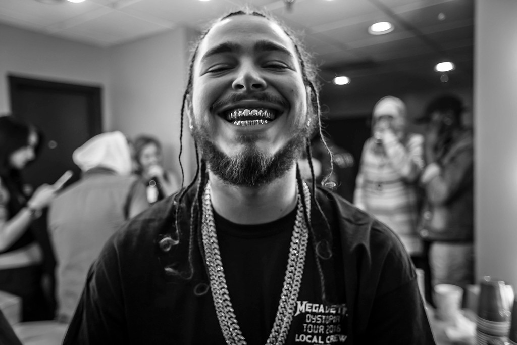 Post Malone feat. G-Eazy & YG - Same Bitches | 16BARS.DE