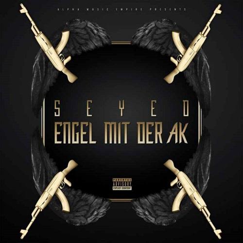 Engel mit der AK - 16BARS.DE