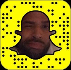 Olli Banjo snapcode snapchat
