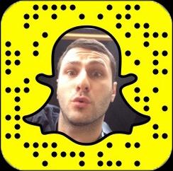 djcraft kiz snapcode