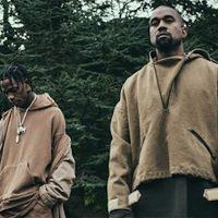 Travis Scott x Kanye West