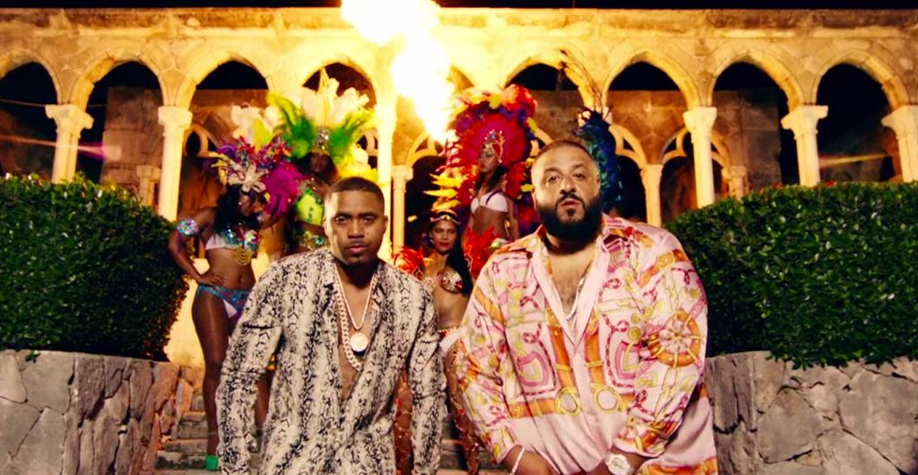 Video: Nas & DJ Khaled - Nas Album Done // 16BARS.DE