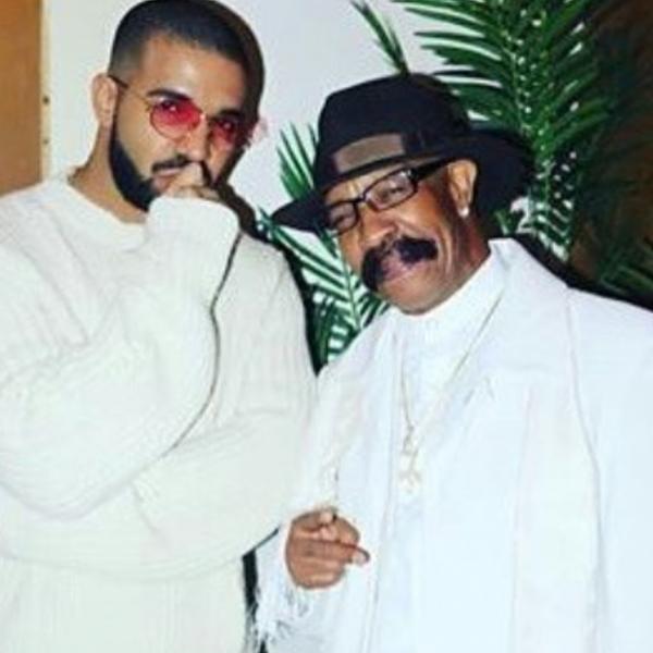 Drake x Dennis Graham