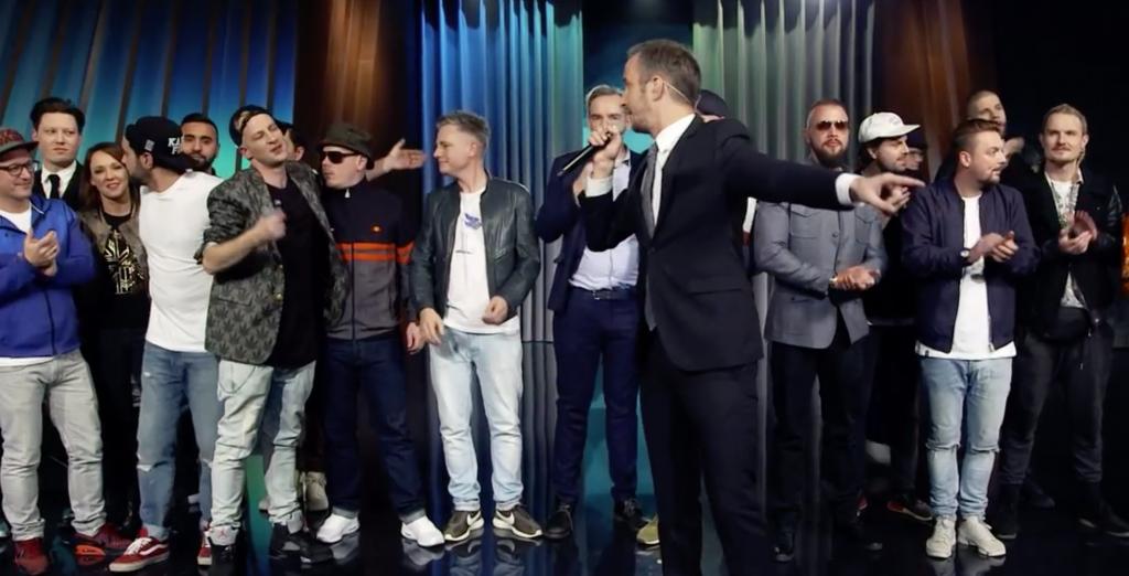 History Of Rap: Jan Böhmermann versammelt Deutschrapszene - 16BARS.DE