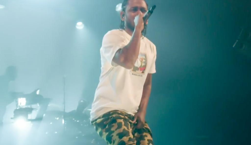Kendrick Lamar - DNA & Humble (live) |16BARS.DE