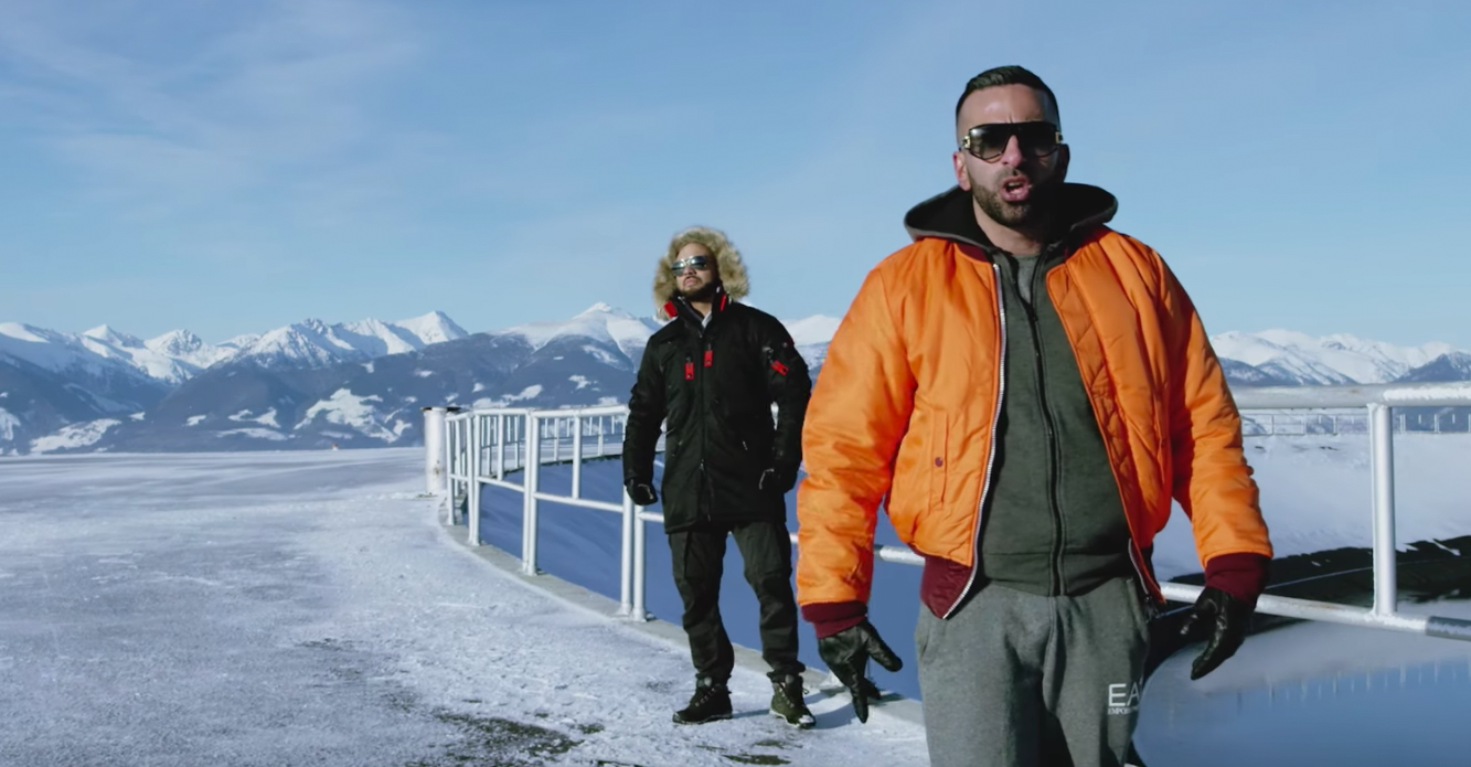 PA Sports & Kianush - Unfair (Video) | 16BARS.DE
