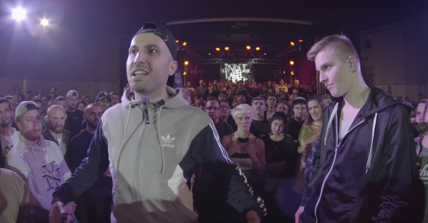 Nedal Nib vs. Brian Damage: Erstes Title Match bei DLTLLY