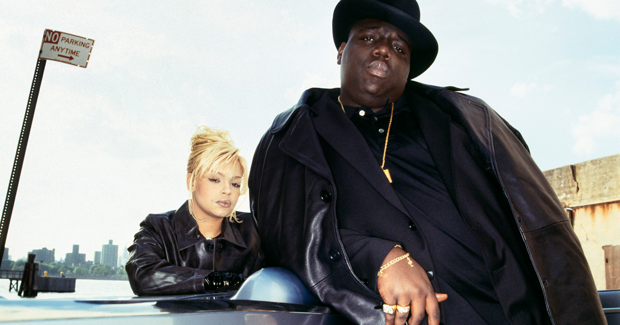 The Notorious B.I.G. & Faith Evans feat. Jadakiss - NYC