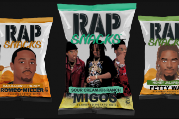 Rap Snacks
