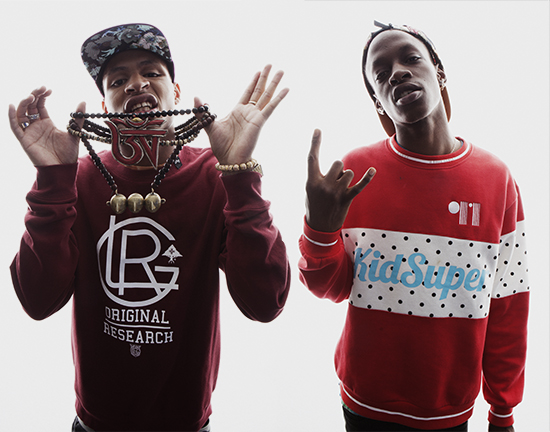The Underachievers - Head Right // 16BARS.DE