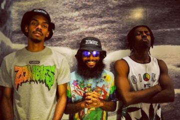 Flatbush Zombies Building A Ladder