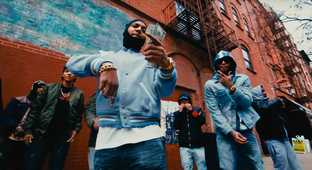 Juelz Santana & Dave East feat. Bobby Shmurda & Rowdy Rebel - Time Ticking