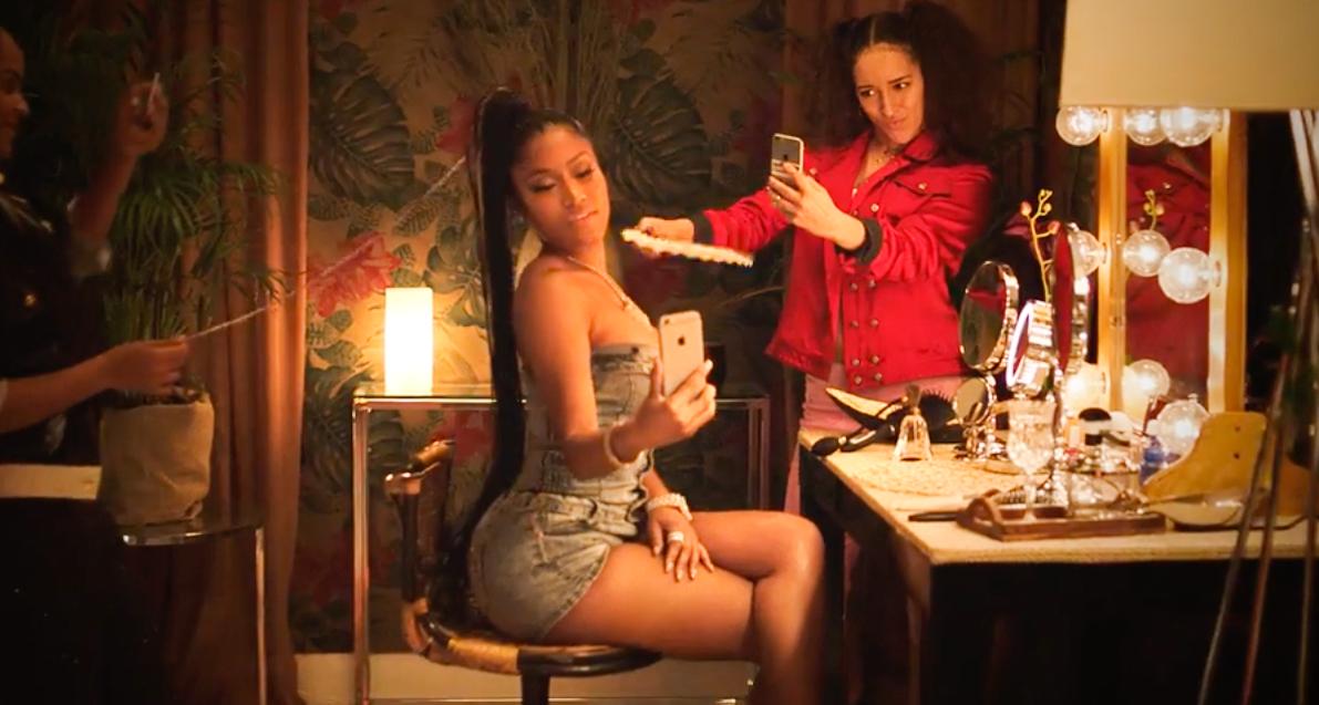 Major Lazer ft. Nicki Minaj & PARTYNEXTDOOR - Run Up |16BARS.DE