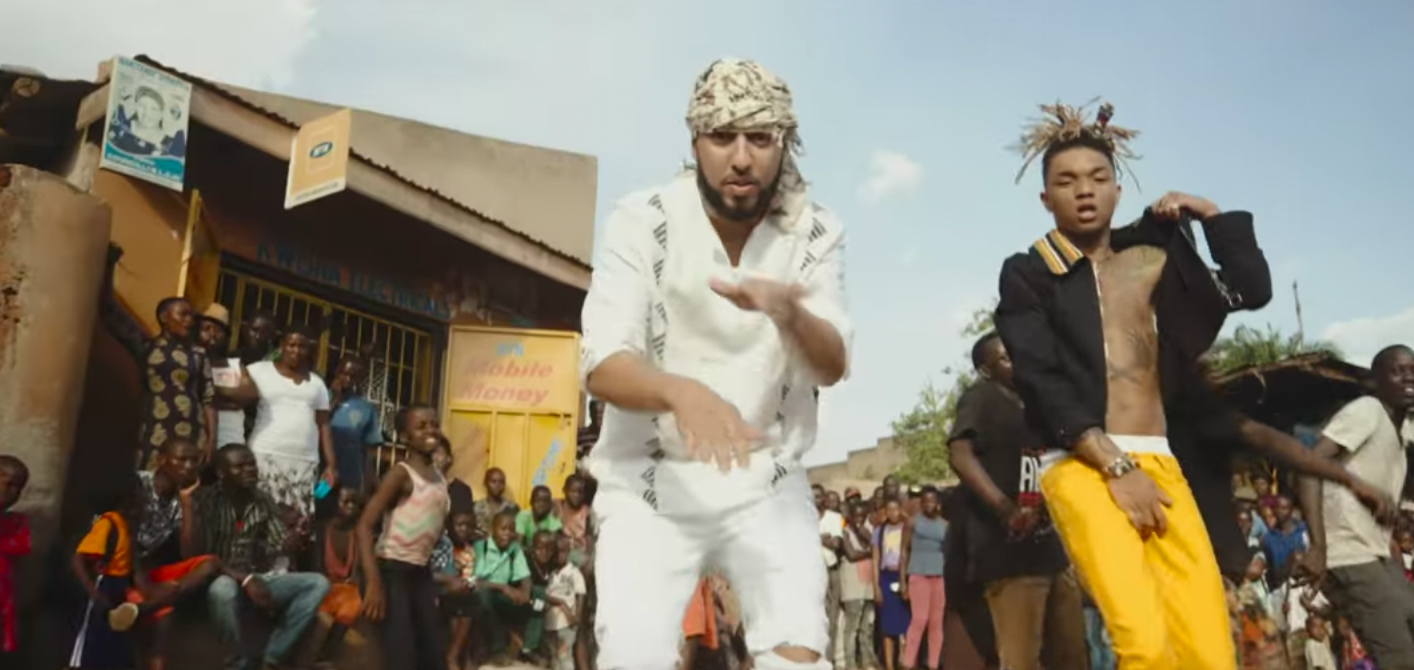 French Montana feat. Swae Lee - Unforgettable |16BARS.DE