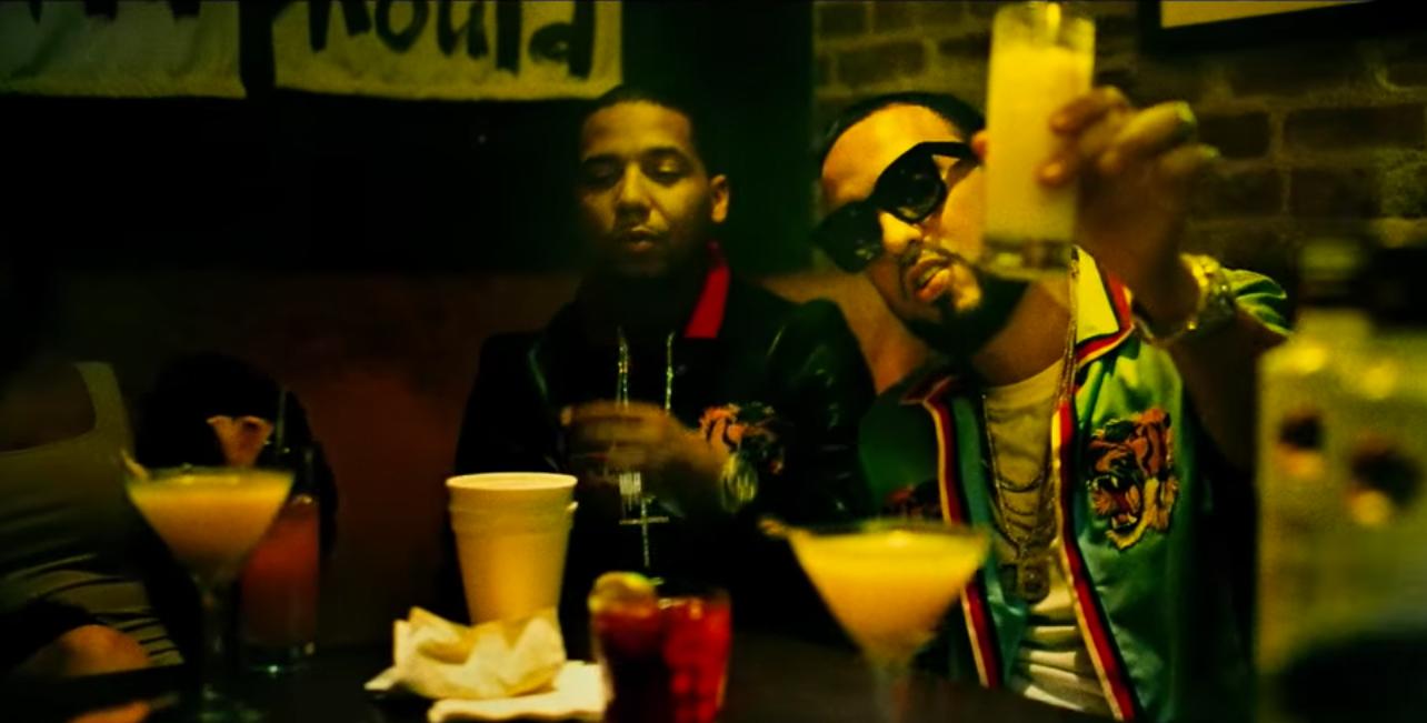 Juelz Santana feat. French Montana & Cam'Ron - Dip'd In Coke  16BARS.DE