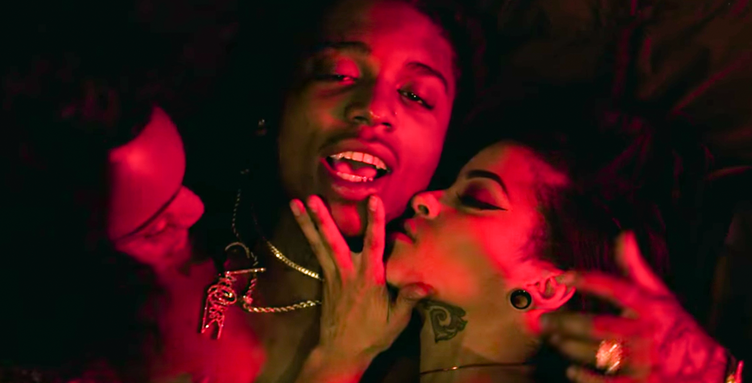 Jacquees & Dej Loaf - At The Club (Video) | 16BARS.DE