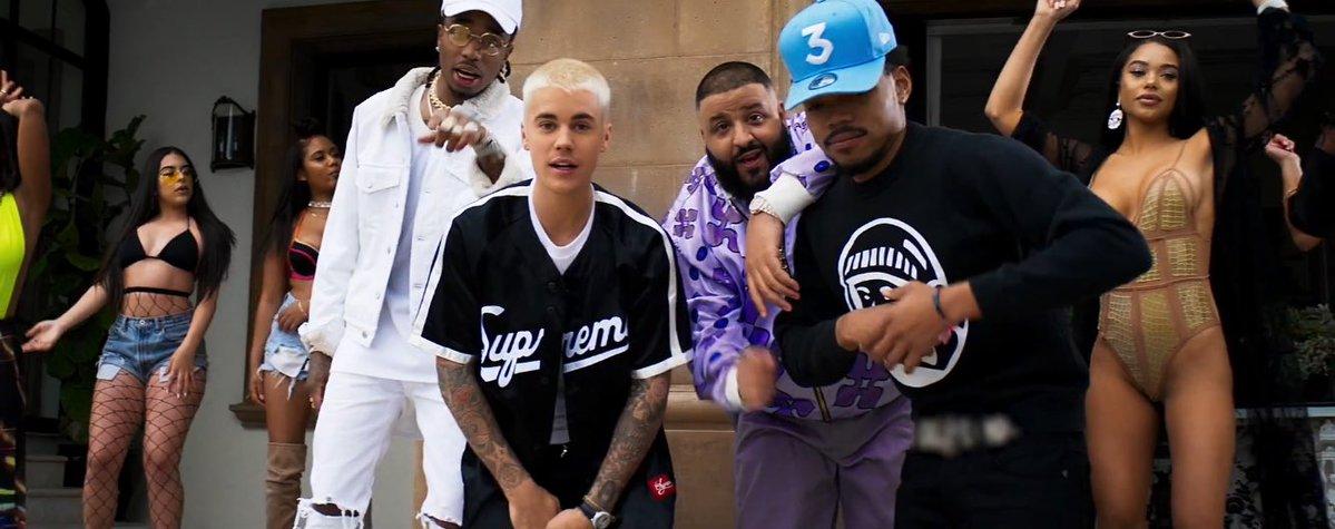 DJ Khaled feat. Justin Bieber, Quavo, Chance the Rapper & Lil Wayne - I'm the One | 16BARS.DE