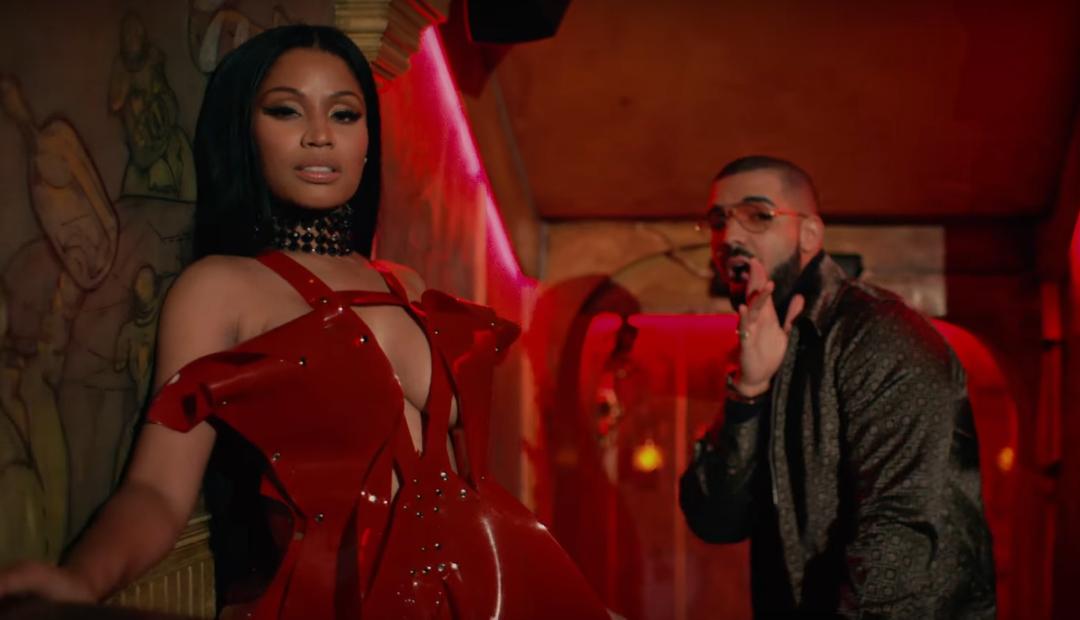 Nicki Minaj, Drake & Lil Wayne - No Frauds | 16BARS.DE