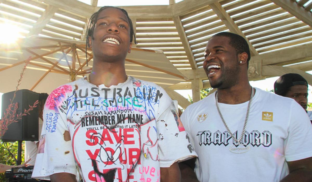 A$AP Rocky & A$AP Ferg - Wrong | 16BARS.DE