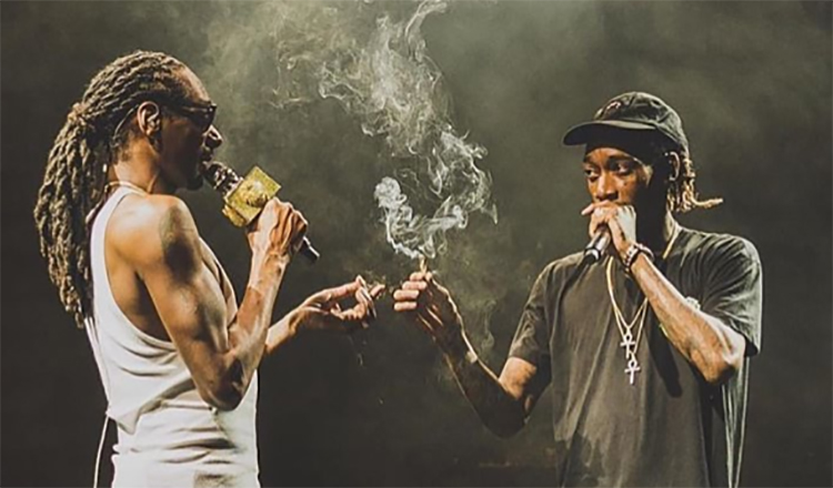 Snoop Dogg feat. Wiz Khalifa & Devin The Dude - 420 (Blaze Up) |16BARS.DE