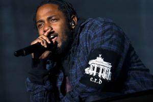Kendrick Lamar Berlin