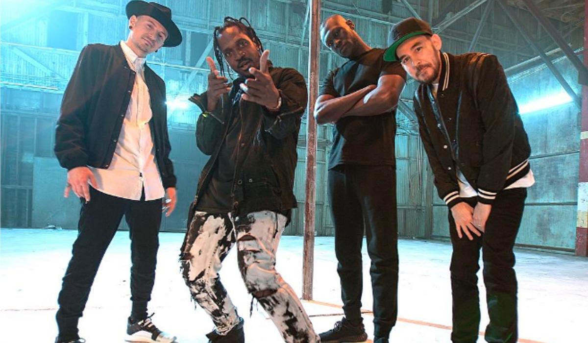 Linkin Park feat. Pusha T & Stormzy - Good Goodbye   16BARS.DE