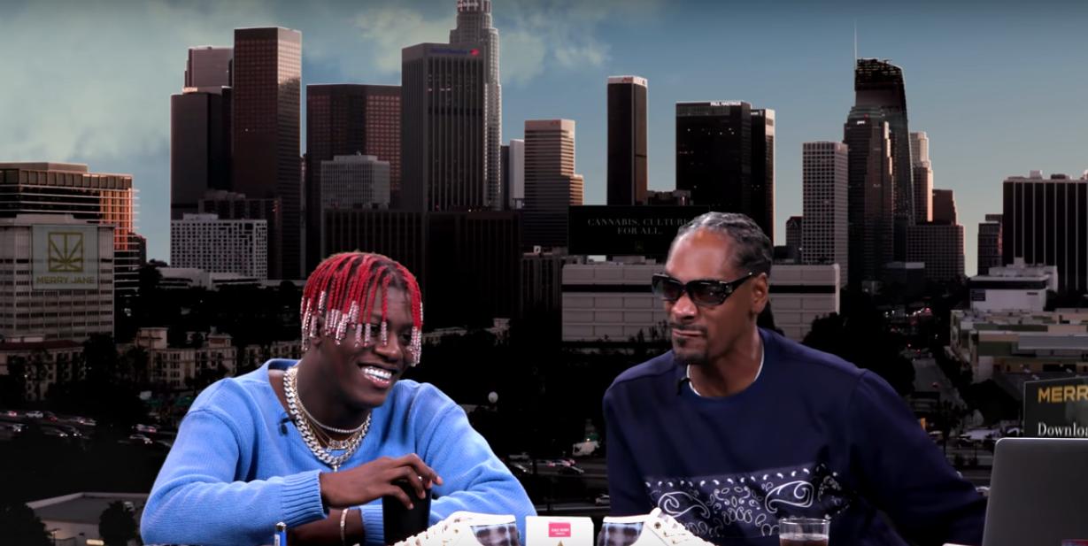 Snoop Dogg und Lil Yachty bei GGN News | 16BARS.DE