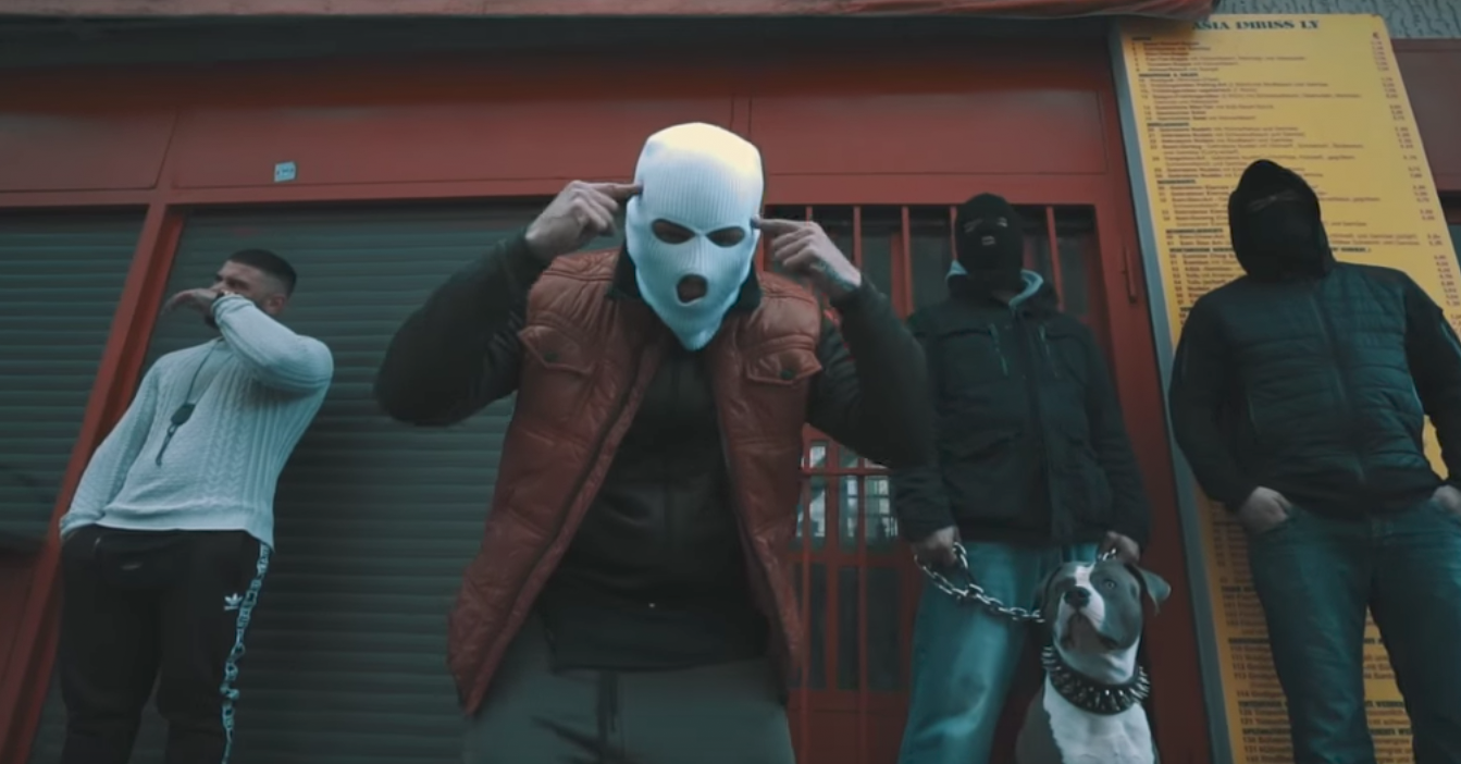 Boysindahood - DRACO (Video) | 16BARS.DE