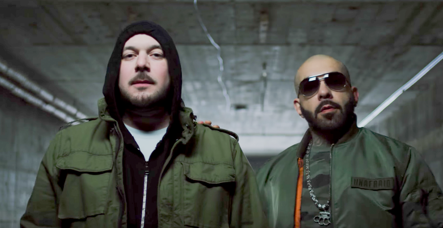 Azad feat. Kool Savas - Endgegner (Video) | 16BARS.DE