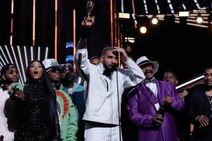Drake BBM Awards