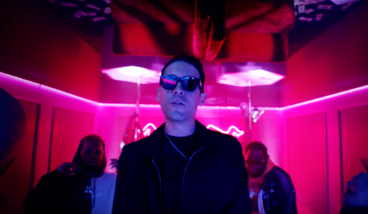 G-Eazy feat. E-40, MadeinTYO & 24hrs - Shake It Up | 16BARS.DE