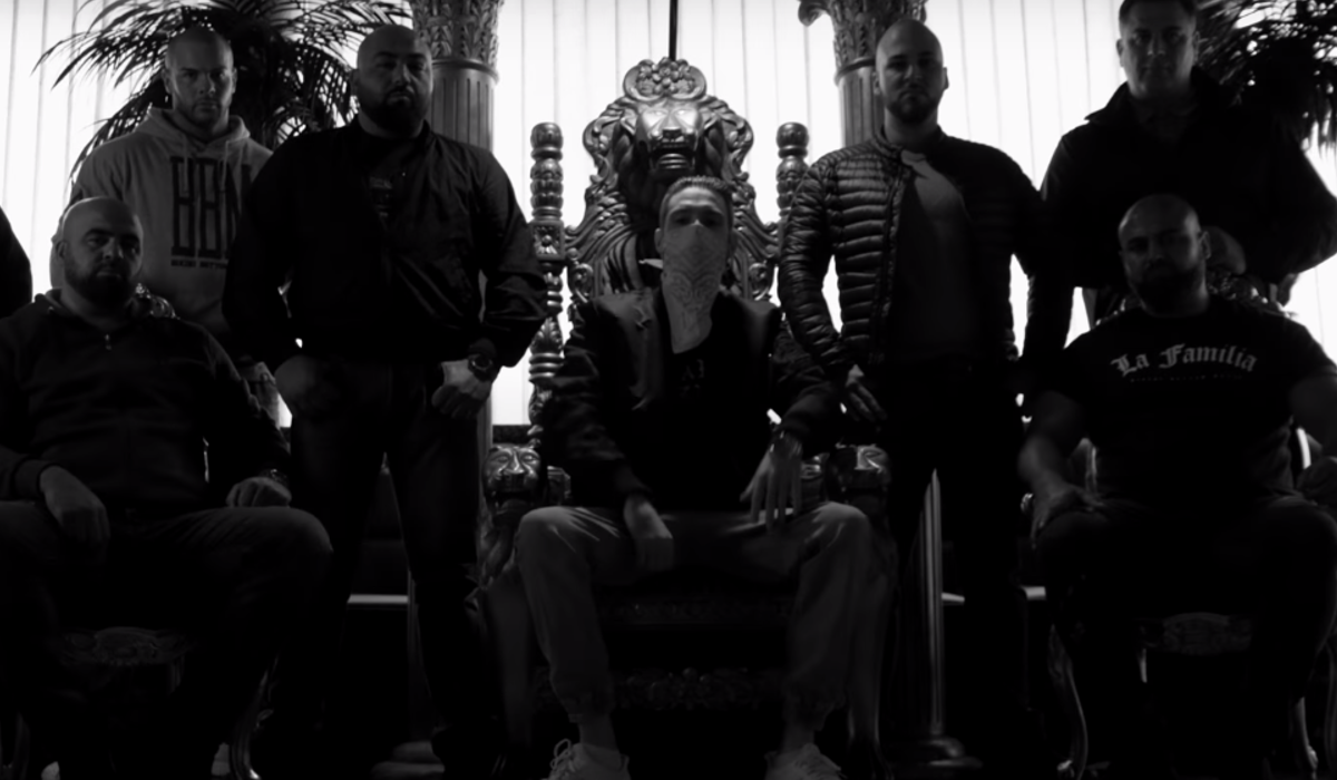 Video: Sun Diego - Hookah Kartell