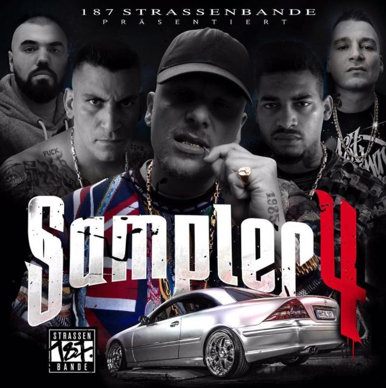 187 Strassenbande - Sampler 4 (Tracklist) | 16BARS.DE