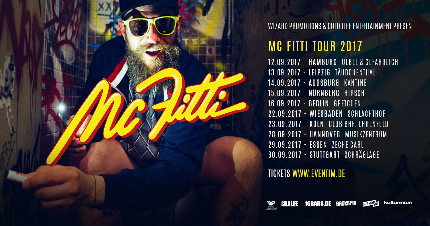 MC Fitti Tour