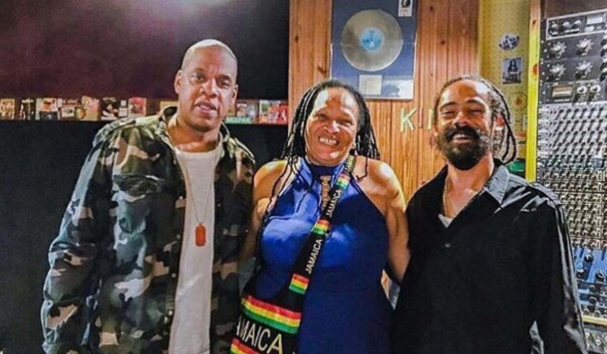 Jay Zs Albumarbeiten mit Damian Marley auf Jamaica | 16BARS.DE