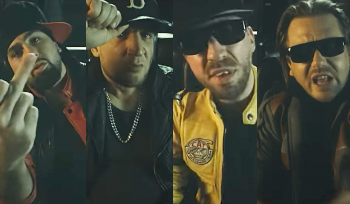 B-Lash, MC Bogy & Die Atzn - Plan B | 16BARS.DE