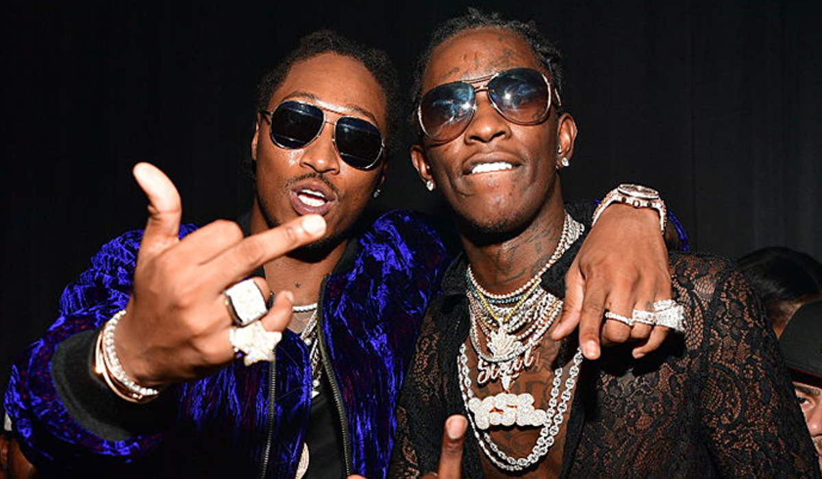 Future & Young Thug - 10 Years | 16BARS