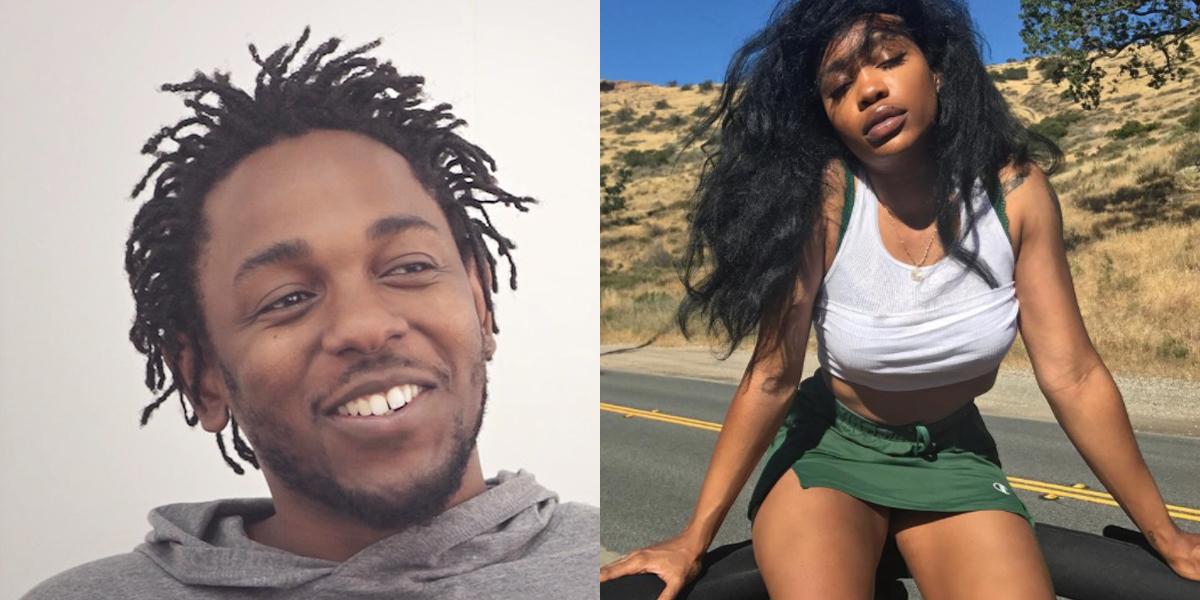 SZA feat. Kendrick Lamar - Doves In The Wind | 16BARS.DE