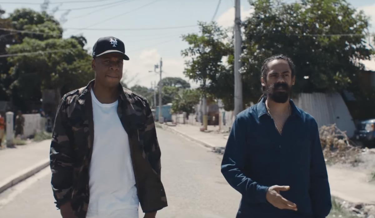 Video: Jay-Z feat. Damian Marley - Bam